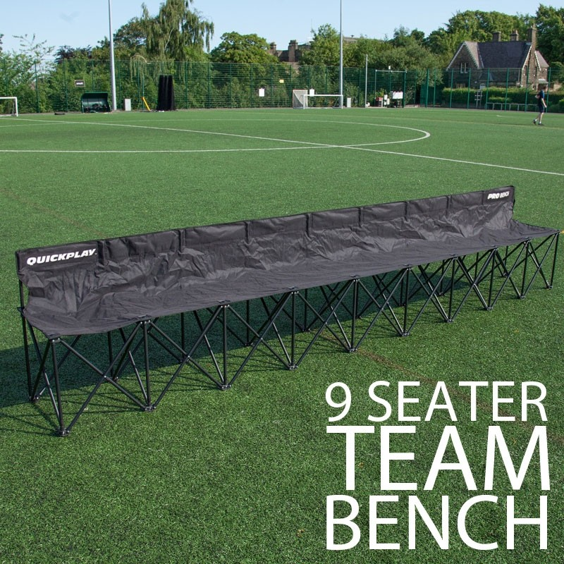 Team bench XL – 9 seats