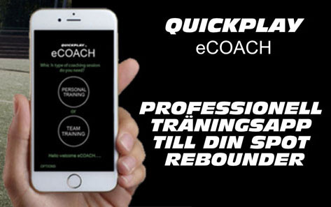 Quickplay eCoach Banner